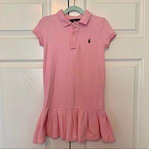 Ralph Lauren Girls Polo Dress